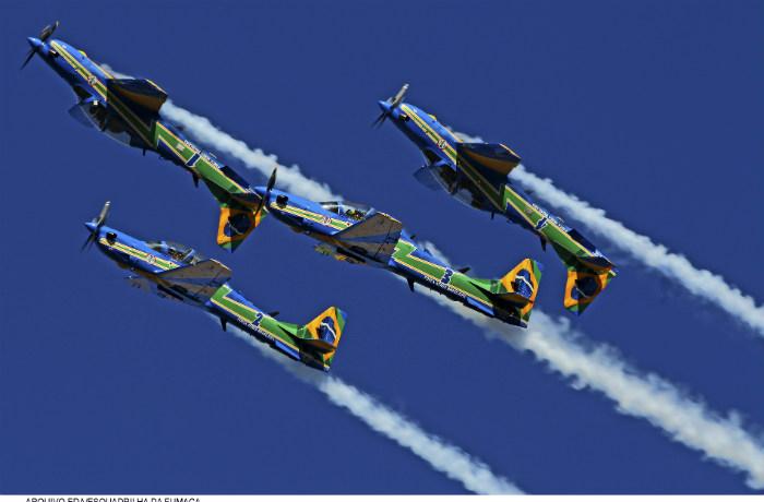 (Força Aérea Brasileira/Divulgação. )