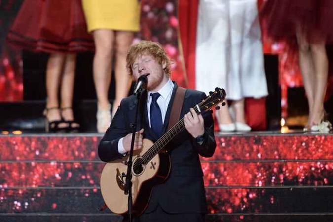 O britânico fez mais de 50 shows e arrecadou US$ 213.9 milhões em ingressos vendidos. Foto: AFP Photo