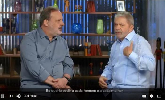 Na campanha eleitoral de 2014, Lula apoiou a candidatura de Armando ao governo do estado. Crédito: Instituto Lula
