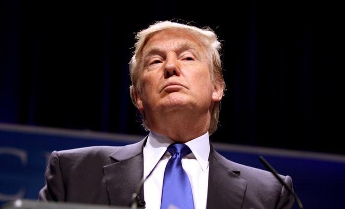 O presidente Donald Trump. Foto: Reprodução/Flickr