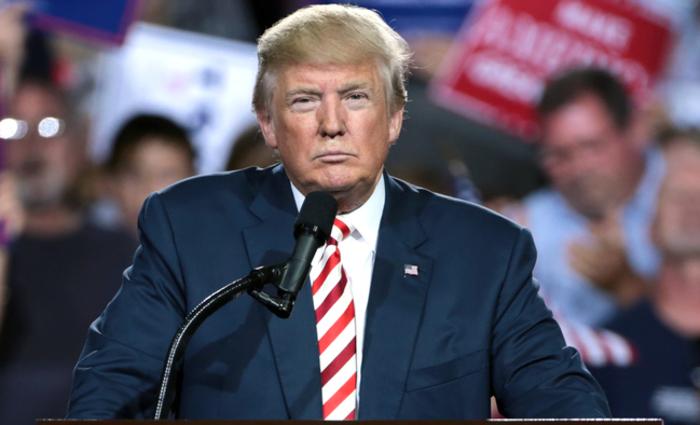Trump disse que aceitou a conclusão da comunidade de inteligência dos EUA de que a interferência do Kremlin realmente ocorreu. Foto: Reprodução/Internet