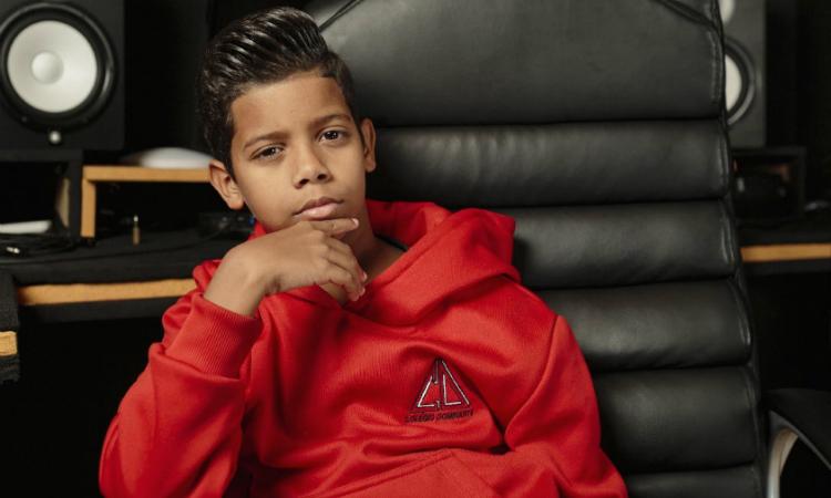 Cantor é dono do hit Jogo do Amor, que acumula mais de 148 milhões de visualizações no YouTube. Foto: MC Bruninho/Divulgação