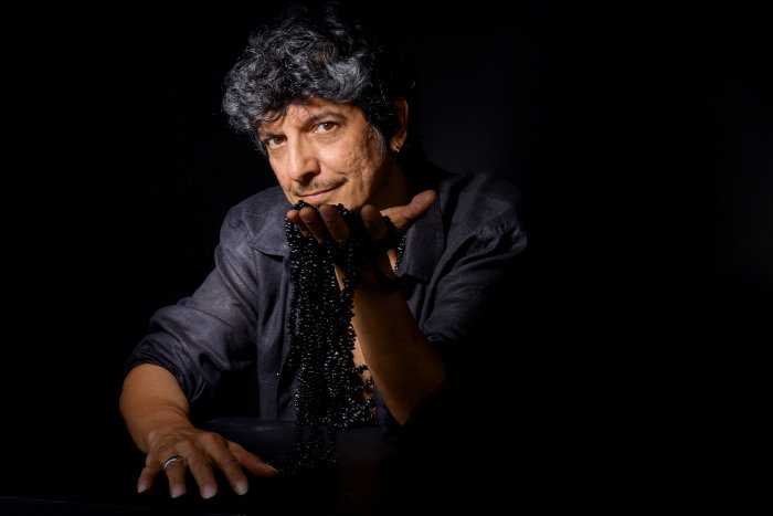 O show de Pedro Luís vai homenagear Luiz Melodia. Foto: Nana Moraes/Divulgação