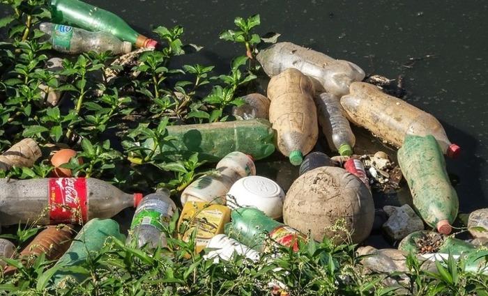 9% das nove bilhões de toneladas de plásticos produzidos no mundo em toda a sua história foram reciclados. Foto: Reprodução/Pixabay