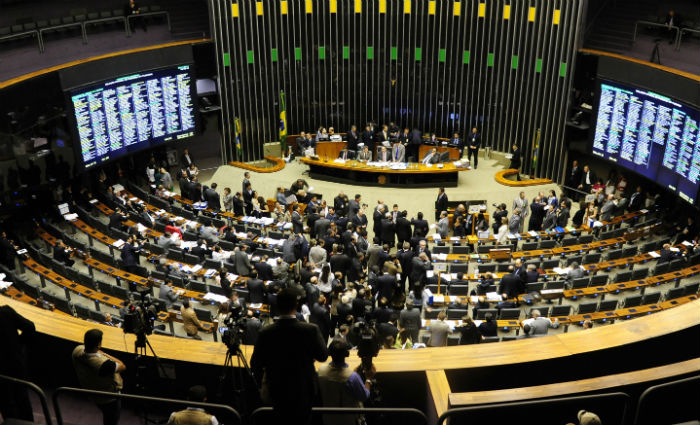 Esses grupos têm 289 deputados ou 32 votos a mais do que a maioria absoluta da Casa. Foto: Gustavo Lima/Camara dos Deputado (Foto: Gustavo Lima/Camara dos Deputado)