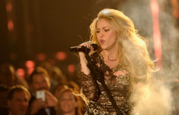 Shakira tem encontro marcado com os brasileiros em outubro. Foto: AFP