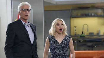 Ted Danson foi indicado ao Emmy. Foto: NBC/Divulgação.