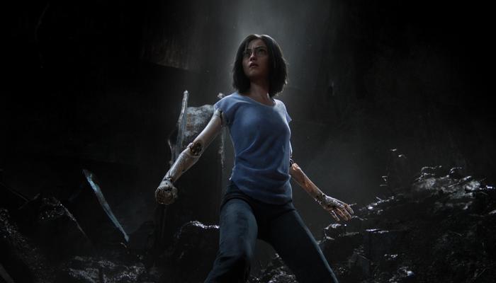 O papel de Alita ficou sob a responsabilidade da atriz Rosa Salazar. Foto: Divulgação/Century Fox
