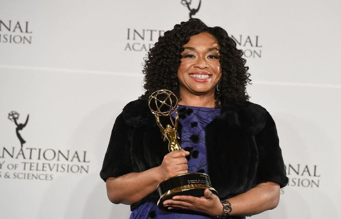 Além de Grey´s Anatomy, Shonda é a escritora por trás de séries como Scandal, Private Practice, How to get Away with Murder entre outros sucessos.  Foto: Arquivo/AFP Photo