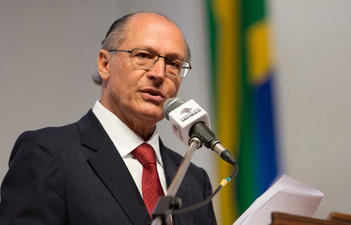 Geraldo Alckmin, terá exposição 22 vezes maior que a de Jair Bolsonaro. Foto: Divulgação