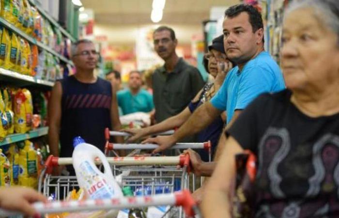 Na média global, o IPC-S perdeu intensidade, passando de uma alta de 0,67% para elevação de 0,38%. Foto: Tânia Rego/Agência Brasil