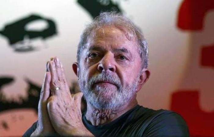 O ex-presidente está preso em Curitiba desde 7 de abril após ter sido condenado pelos crimes de corrupção passiva e lavagem de dinheiro. Foto:Miguel SCHINCARIOL/ AFP