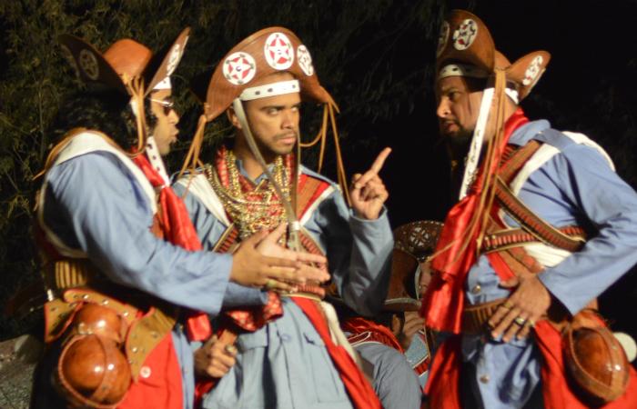 No elenco, atores da própria Serra Talhada, mas também do Recife e de Olinda. Foto: Manu/Divulgação