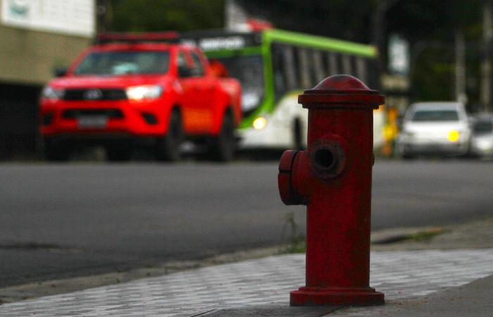 De todos os hidrantes instalados na RMR, 90% estão no Recife. Foto: Peu Ricardo/DP