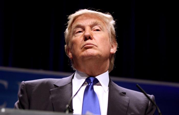Donald Trump discutiu com seu advogado sobre como silenciar a história de sua suposta relação com uma modelo da Playboy. Foto: Reprodução/Flickr