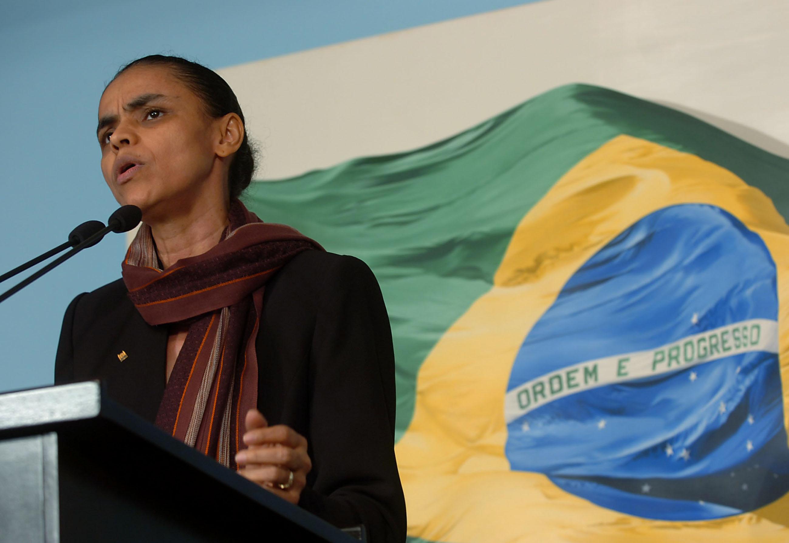 Marina Silva . Foto: Reprodução/Internet