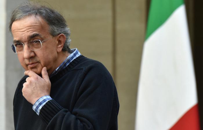 Sergio Marchionne, o empresário ítalo-canadense dirigiu a Fiat Chrysler (FCA) por 14 anos. Foto:ALBERTO PIZZOLI / AFP