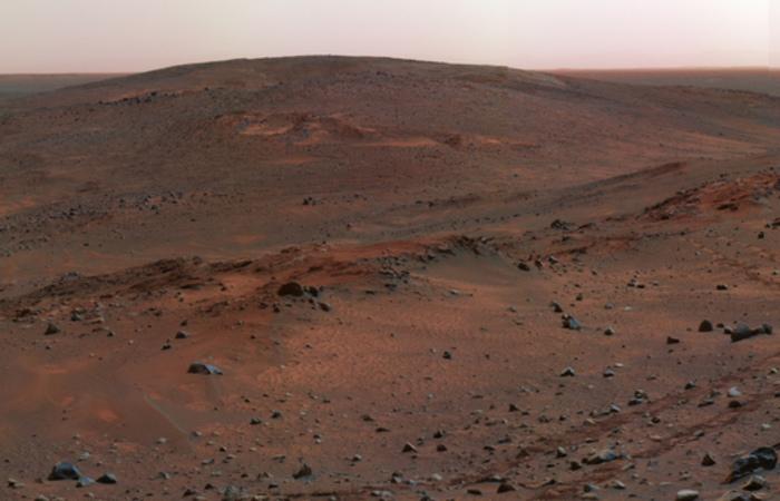 A descoberta levanta a possibilidade de haver mais água e, talvez, vida em Marte. Foto: Reprodução/Internet