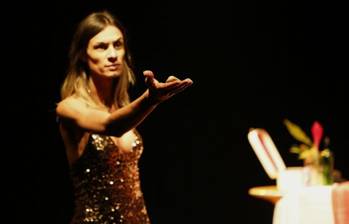 A peça será encenada em duas sessões nesta sexta-feira (27). Foto: Divulgação