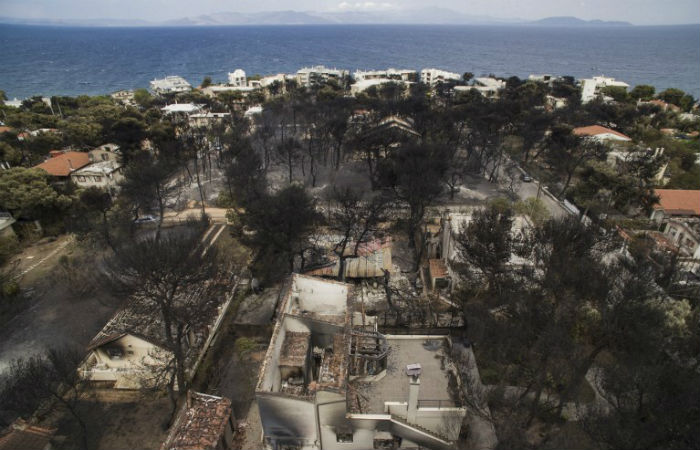Foto: SAVVAS KARMANIOLAS / AFP