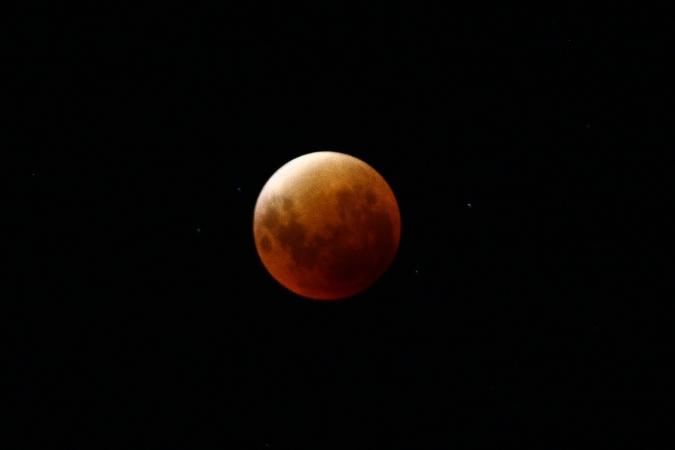 O eclipse poderá ser visto em todo Brasil. Foto: Paulo Paiva/DP. (O eclipse poderá ser visto em todo Brasil. Foto: Paulo Paiva/DP.)