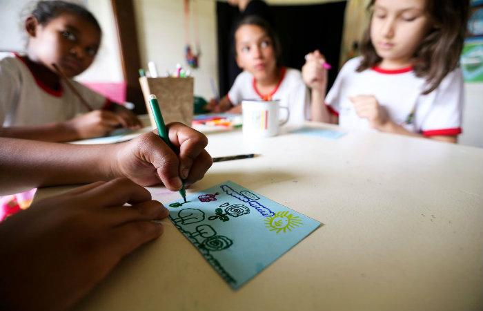Os dados são do Censo Escolar 2017, divulgado pelo Instituto Nacional de Estudos e Pesquisas Educacionais Anísio Teixeira. Foto: Marcelo Camargo/Agência Brasil