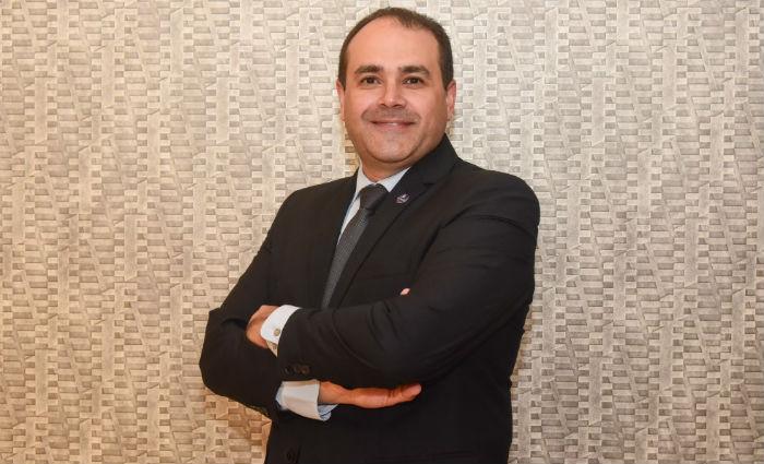 Pernambucano Roberto Bertino iniciou carreira em um hotel da família. Foto: Divulgação/Nobile Hoteis (Foto: Divulgação/Nobile Hoteis)