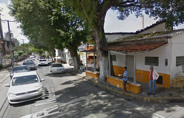 Rua Marcos André vai passar por mudança de sentido Foto: Google Street View / Reprodução