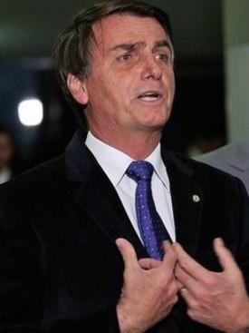 Jair Bolsonaro convidou Janaina Paschoal para ser vice em sua chapa. Foto:Fábio Rodrigues Pozzebom/Agência Brasil