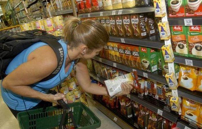 Em 2018, o centro da meta de inflação é 4,5%, com limite inferior de 3% e superior de 6%. Foto: Arquivo/Agência Brasil