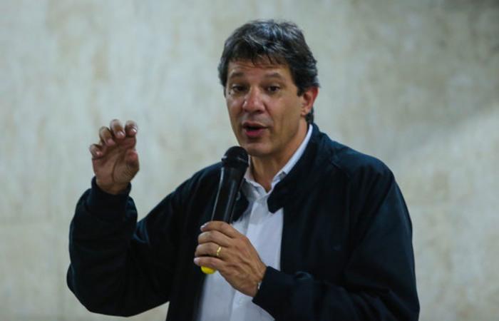 O ex-prefeito de São Paulo Fernando Haddad. Foto: Reprodução/Internet