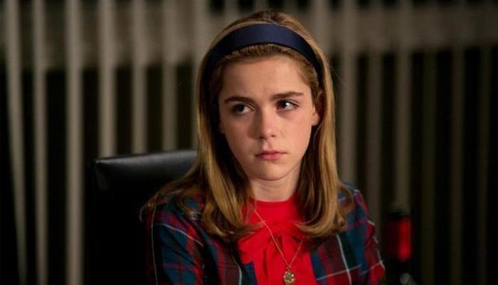 Kiernan Shipka ficou conhecida por atuar na série Mad men (2007-2015) como Sally. Foto: Divulgação/Netflix