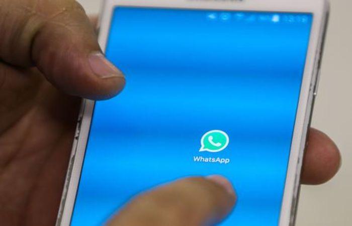 Para realizar a ligação, smartphone precisa ter a versão mais atual do aplicativo - Arquivo/Agência Brasil