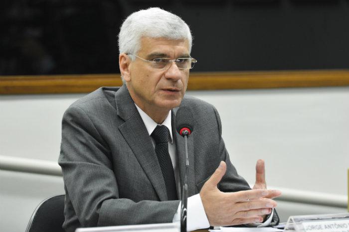 Jorge Rachid voltou a destacar a grande quantidade de desonerações fiscais concedidas no Brasil. Foto: Antonio Cruz/ Agencia Brasil