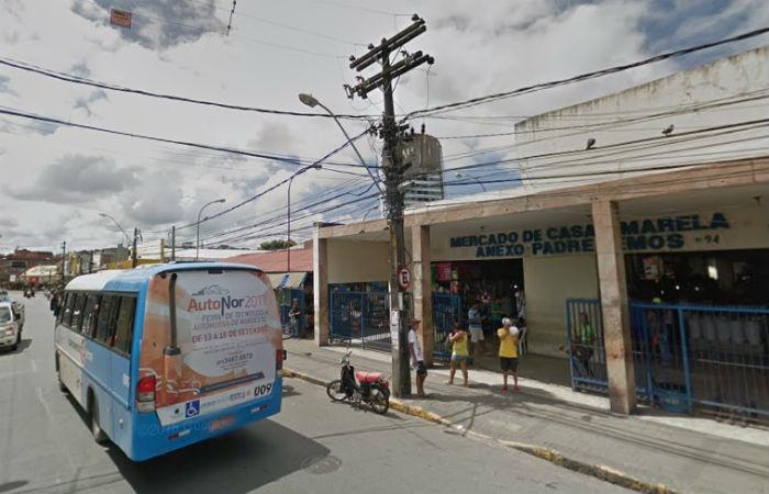 Foto: Google Street View / Reprodução