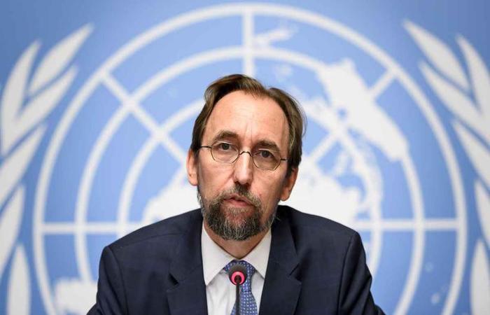 """""""Acho que irritei todos os governos durante esses quatro anos"""", explicou recentemente Zeid, em uma entrevista à BBC. Foto: Fabrice Coffrini / AFP"""