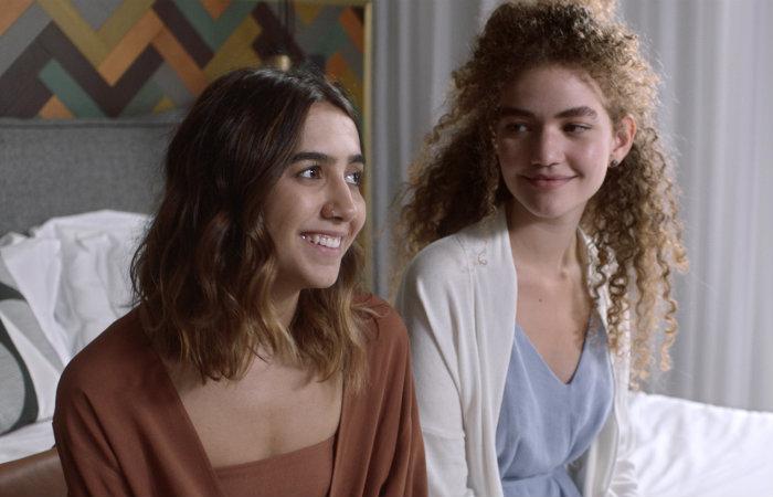 Produção mostra como tudo começou e retrata a rápida ascensão de Ana Caetano e Vitória Falcão, ambas de 23 anos. Foto: Divulgação