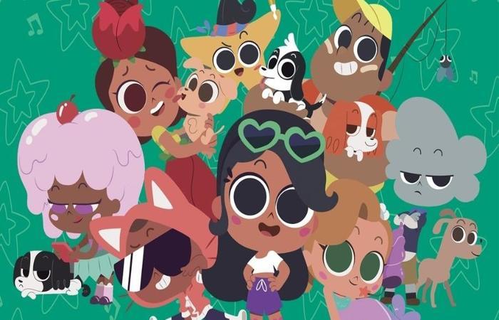 A cantora Anitta é a responsável pelo lançamento do desenho infantil. Foto: Reprodução/Instagram