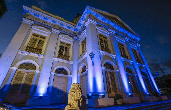 Museu Palácio Joaquim Nabuco chama atenção para a importância da prevenção e do combate ao tráfico de pessoas. Foto: Jarbas Araújo