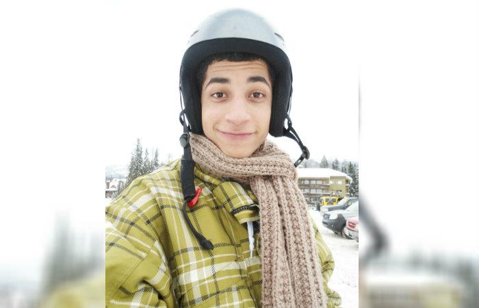 Pelo Programa Ganhe o Mundo, Marcone passou seis meses no Canadá em 2012 Foto: Marcone Ribeiro / Arquivo Pessoal