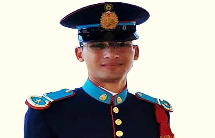 O cadete estava no 3º ano do Curso de Cavalaria (foto: Divulgação/Aman)