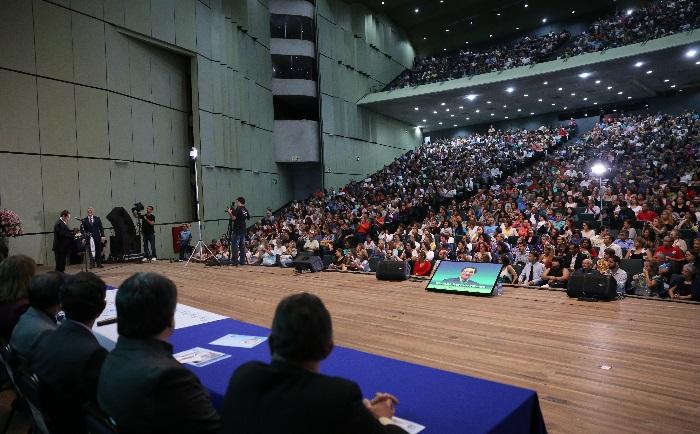 Simespe tem 2,5 mil inscritos antecipados desde fevereiro. Foto: Juliana Dantas-Simespe/Divulgação