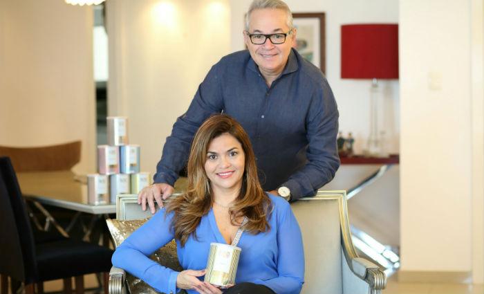 Gerson e Celiana investem em novos equipamentos para aumentar a produção. Foto: Viviane Carrilho/Divulgação