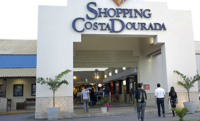 Em quatro anos, mall já passou por duas expansões. Foto: Costa Dourada/Divulgação