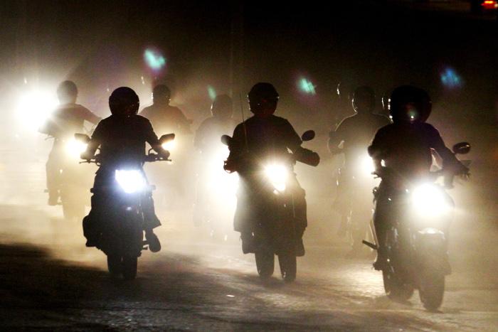 Epidemia de mortes e lesões graves por acidentes de moto segue em alta, quase duas décadas após se tornar problema de saúde pública. Crédito: Paulo Paiva/DP (Crédito: Paulo Paiva/DP)