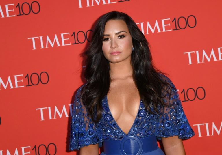 Demi Lovato sempre contou sobre sua luta contra a depressão e a dependência química. Foto: AFP/Arquivos / ANGELA WEISS