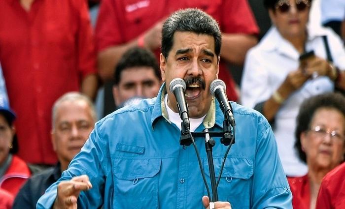 Em uma cerimônia, drones foram supostamente utilizados em atentado contra Maduro. Foto: Juan Barreto/AFP Photo (Foto: Juan Barreto/AFP Photo)