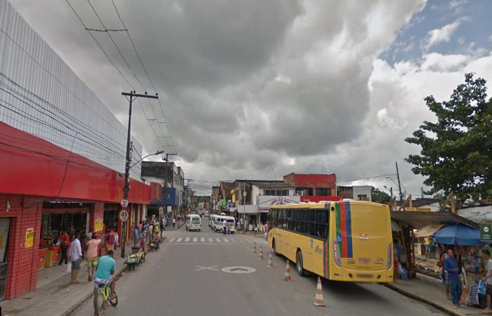 O trajeto deverá ser normalizado no próximo domingo (12).  Foto: Google Street View/Reprodução