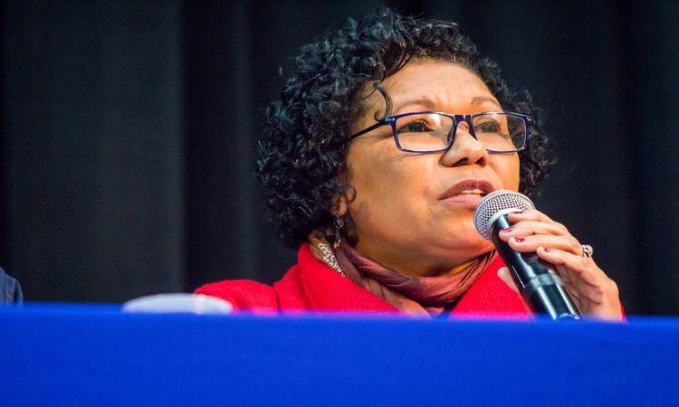 Vera Lúcia é a candidata do PSTU - Romerito Pontes/Divulgação