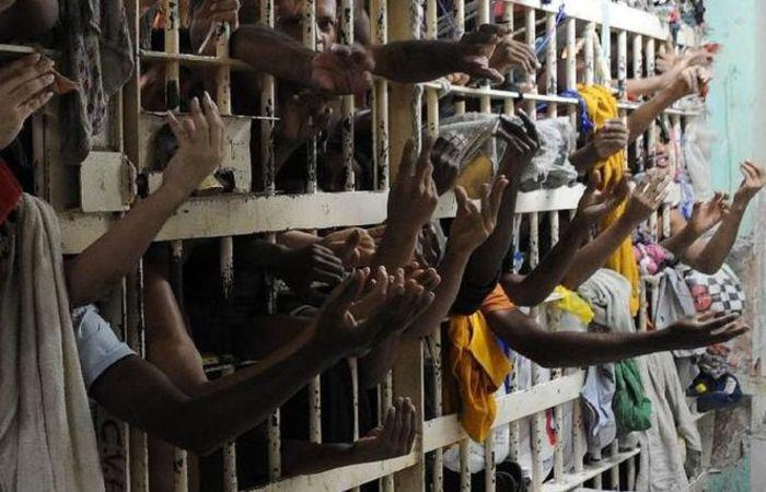 Os dados mostram que dos 83 presos mortos entre 2014 e 2015, 30 apresentavam sinais de emagrecimento excessivo e desnutrição. Foto: Imagem de Arquivo/Agência Brasil/Agência Brasil